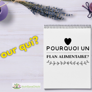 Plans alimentaires